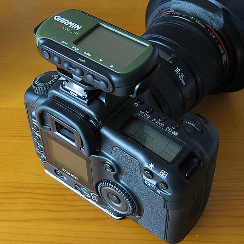 Canon gps