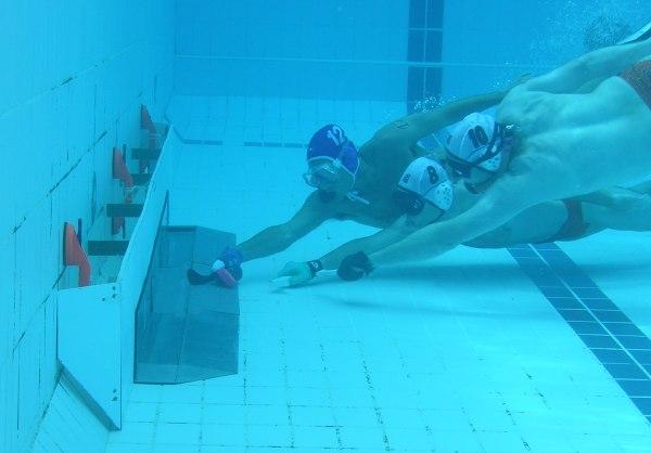 golpeando Deportes acuáticos